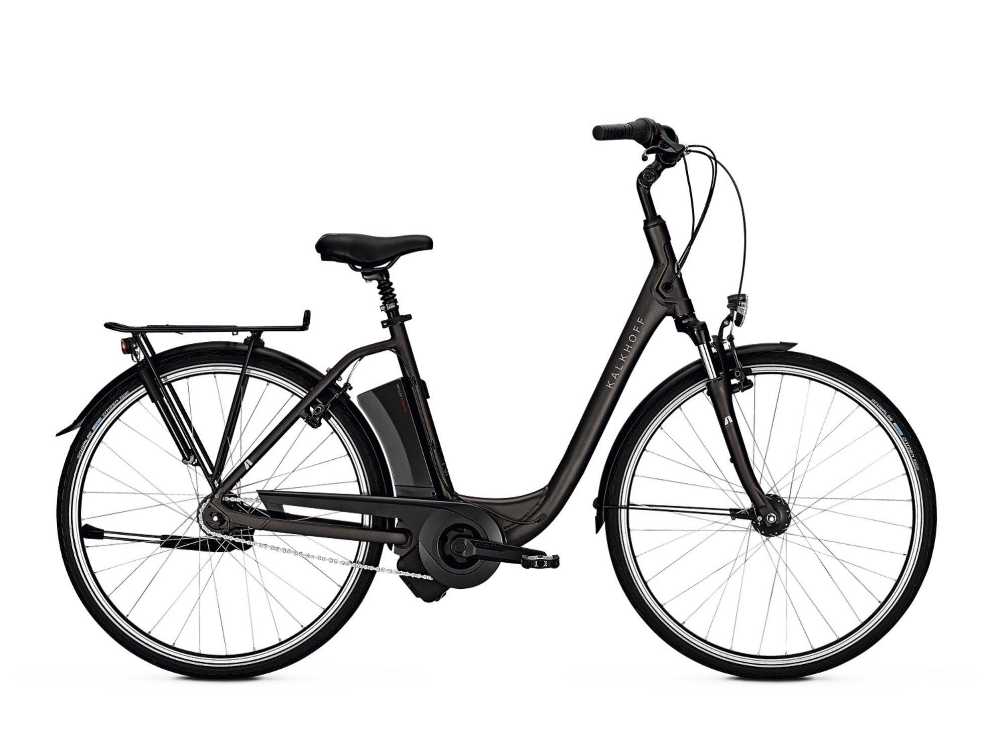 Kalkhoff Agattu 1.I Move 2019 Step Through Electric Bike