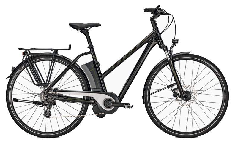I borrowed an electric bike for a week and my face hurts from all the smiling