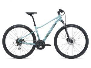 Liv women's hybrid bike