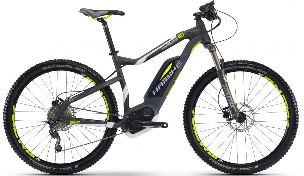 The Ultimate Guide to Haibike Electric Mountain Bikes   The Bike Coop