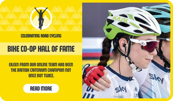 Bike Co-op Hall of Fame: Eileen Roe, Cycling Pro