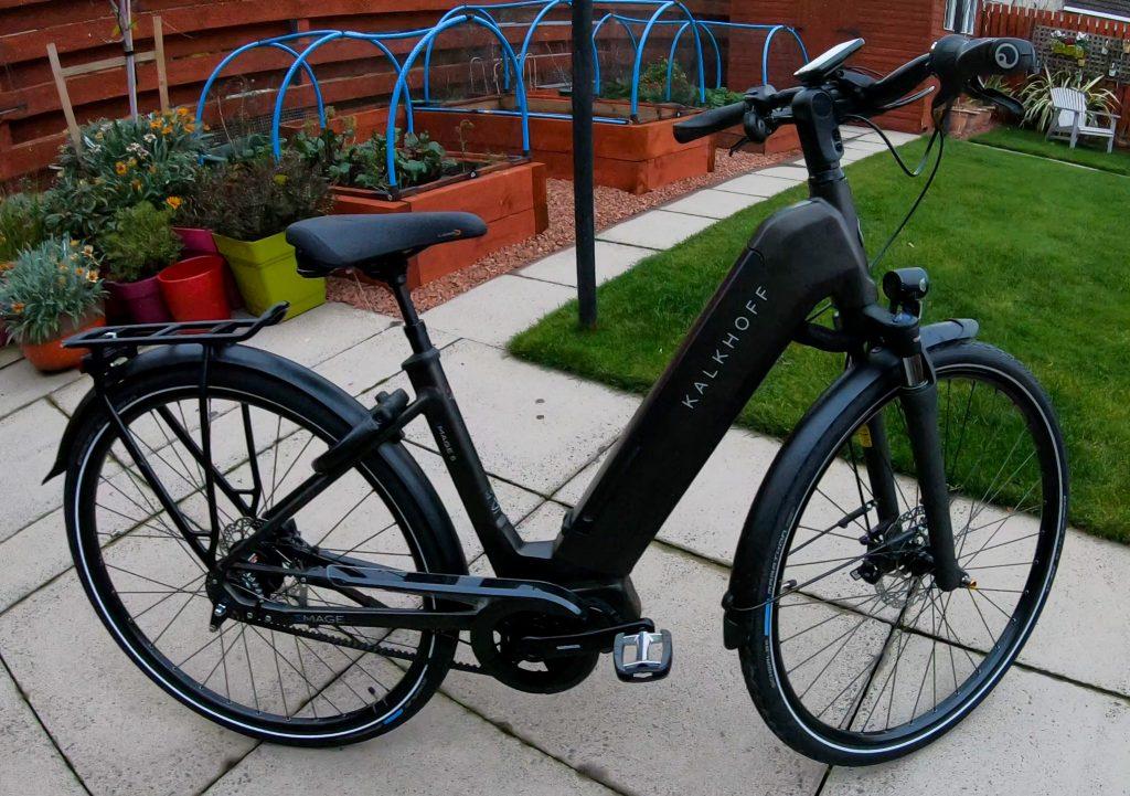 Electric Bike Review: Kalkhoff Image 5.S Belt