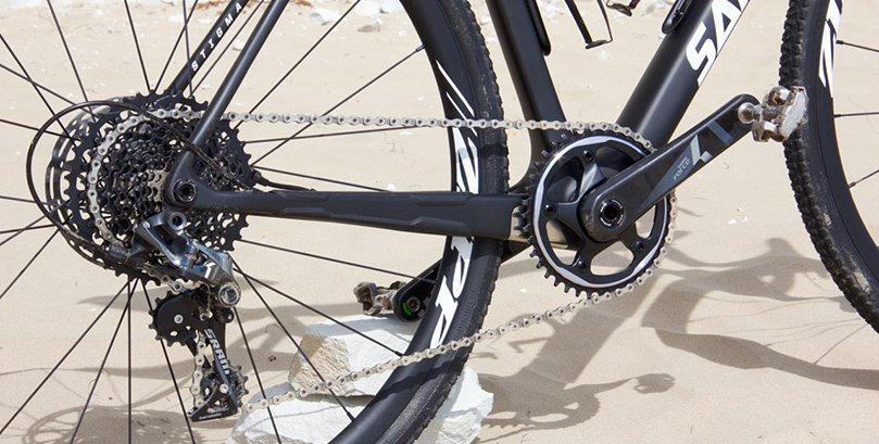 Why Choose a 1x (one-by) bicycle drivetrain?