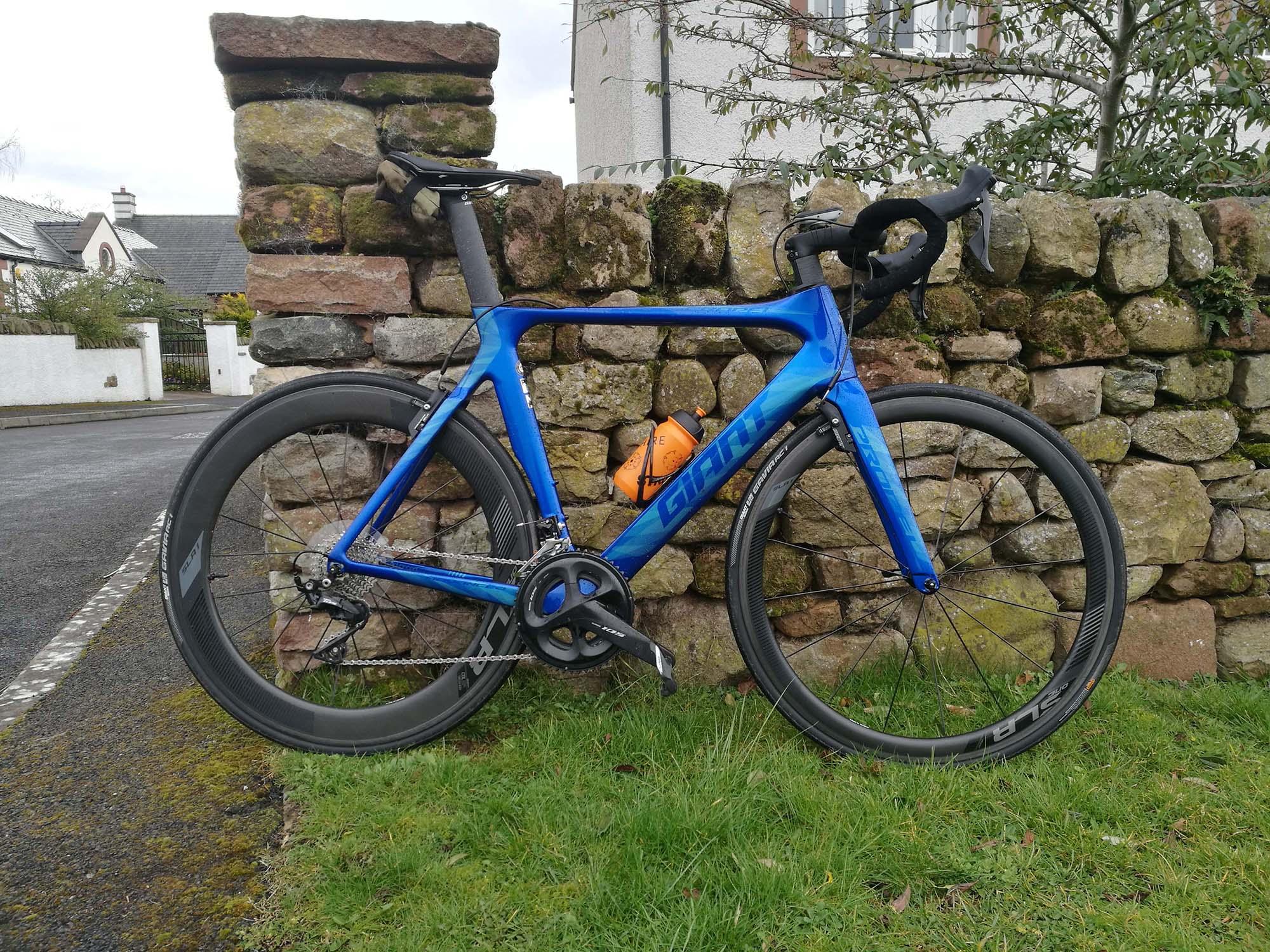 Road Bike Reviews: Giant Propel Advanced Pro 2