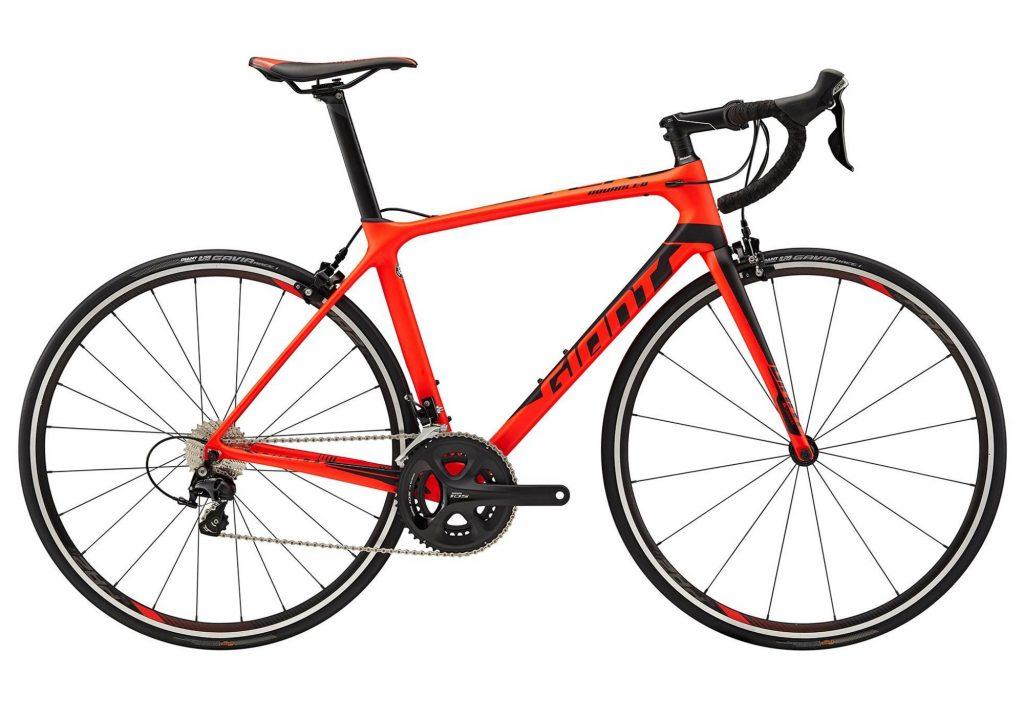 Giant TCR Advanced 2: BikeRadar's Road Bike of the Year 2018