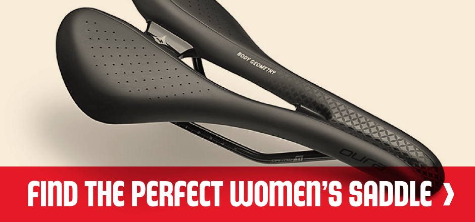 How to choose the perfect women's saddle