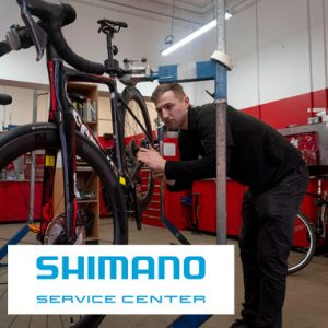 We are now a certified Shimano Service Centre