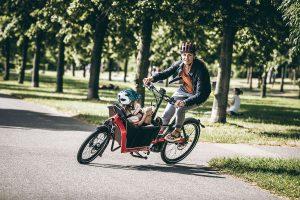 E Cargo Bike
