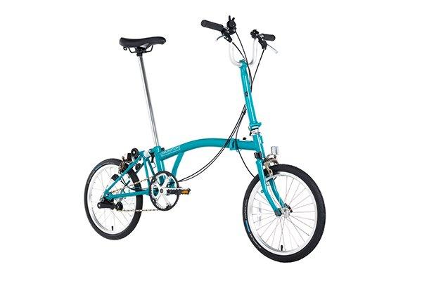 Best Folding Bike: Brompton B75