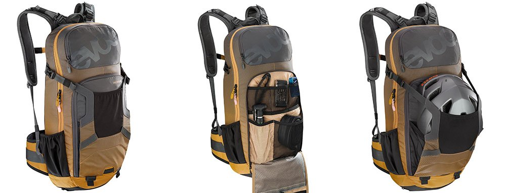 Evoc FR Enduro Protector 16L Backpack Review