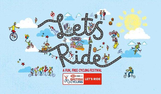 Free Cycling Event: Let's Ride Edinburgh
