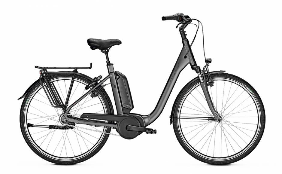 Kalkhoff Agattu 3.B Move 2020 (400Wh) Step Through Electric Bike | Nexus 7 hub gears