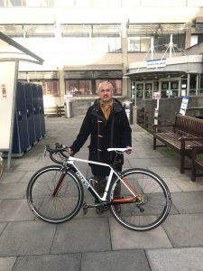 Buying a Bike Through a Cycle to Work Scheme