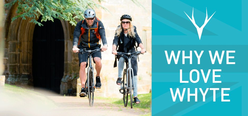 Why We Went With Whyte Women's Bikes