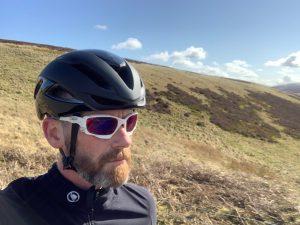 Why I wear a Specialized Angi Bike Helmet