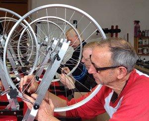 wheel-building