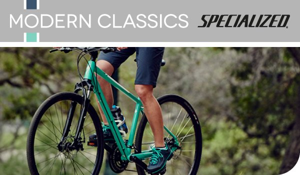 Specialized Bike Highlights: Sirrus and Vita 2017