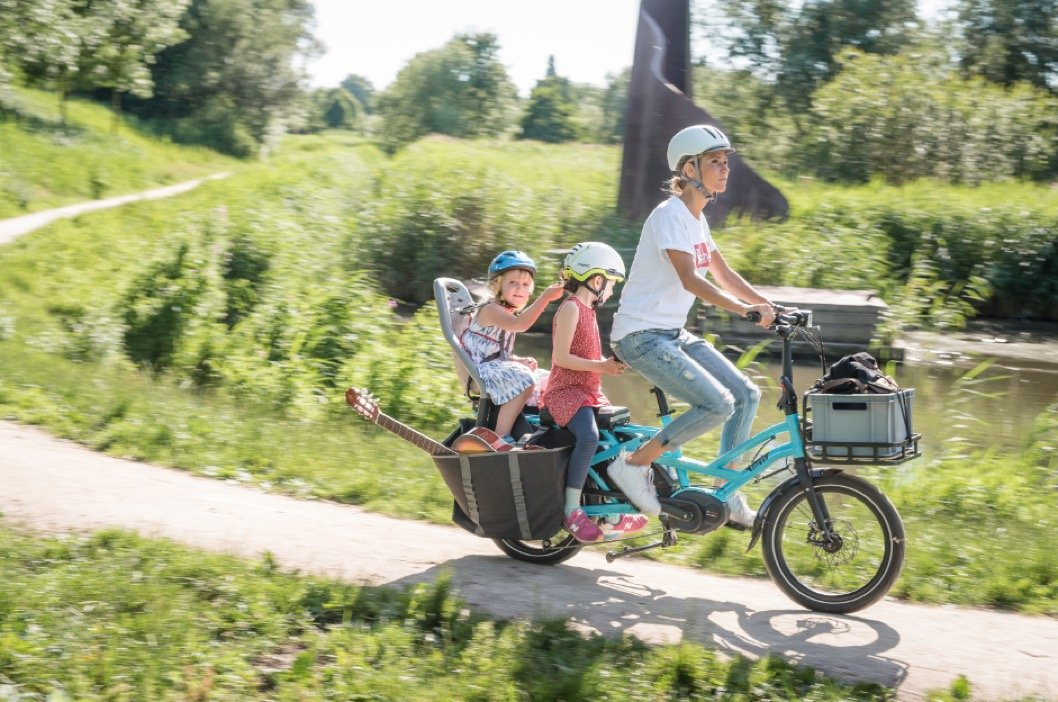 10 uses for an electric cargo bike
