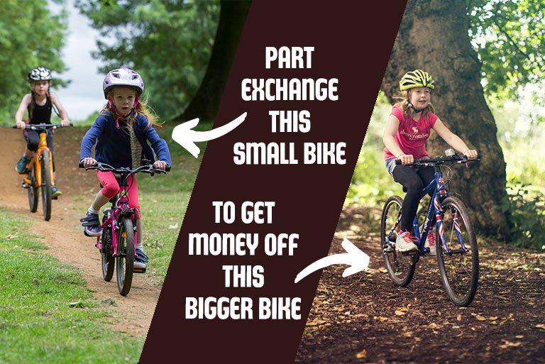 Frog Bike Part Exchange