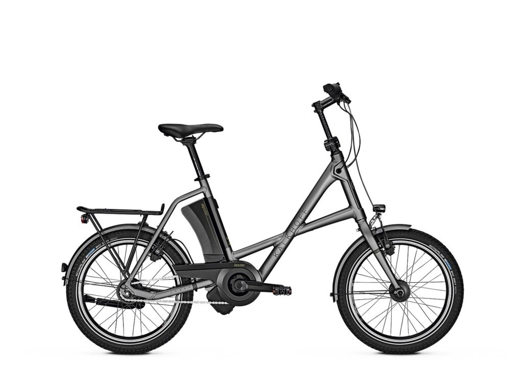 Kalkhoff Sahel 3.I Move Step through 2019 (11Ah) Electric Bike