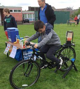 Smoothie Bike