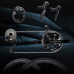 First look - Shimano Dura-Ace R9200 Groupset