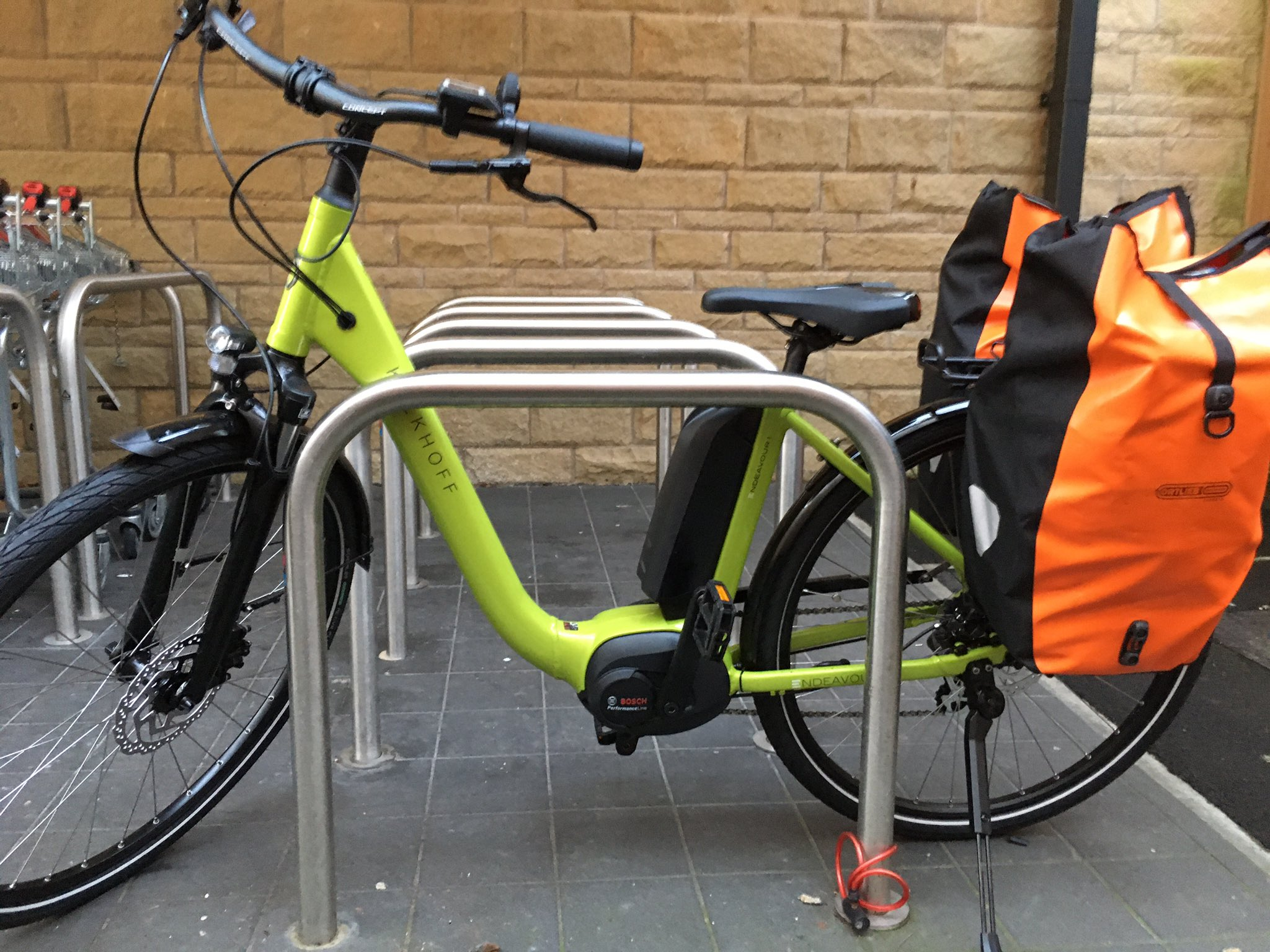 Kalkhoff Endeavour 1.B Move Electric Bike Review