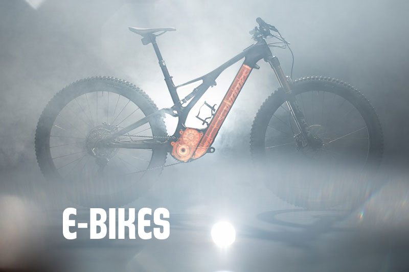 Shop our e-bike range