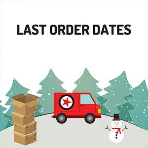 Christmas Orders 2020