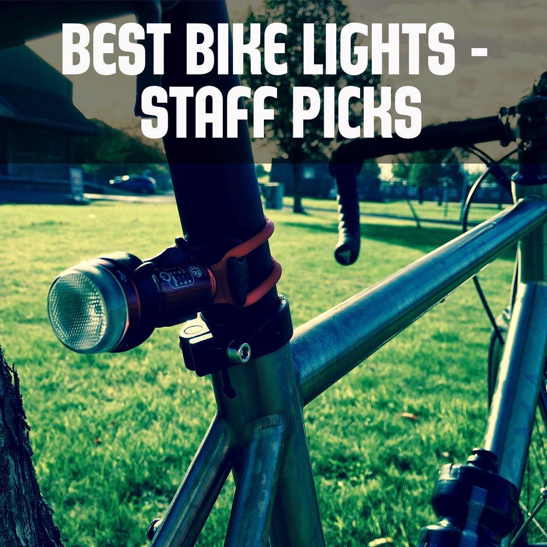 Best Bike Lights - Staff Picks