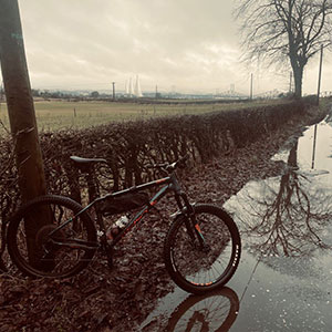 Top 5 winter cycling tips from our MD, Alan Nestor