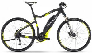 The Haibike Sduro Cross 4.0 2017 | electric bike reviews