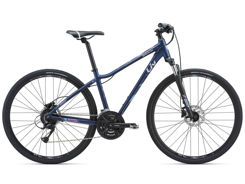 Liv Rove 2 Disc 2018 Women's Hybrid Bike | Liv | Ladies Bikes | Womens Bikes