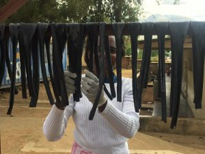 inner tube recycling | Cycle of Good