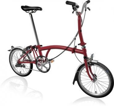 Brompton M3L 2020 Folding Bike