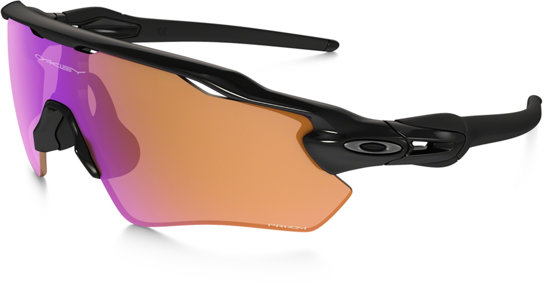 Oakley Radar EV Path Sunglasses Polished Black Frame / Prizm Trail ...