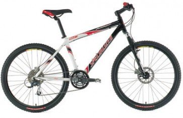 Specialized Rockhopper A1 FS Comp Disc '01