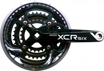 Suntour XCR6 9-Speed SQ Taper Chainset