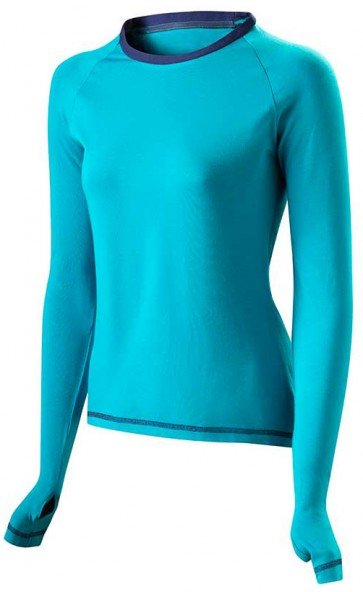Findra Tress Round Neck Long Sleeve Jersey