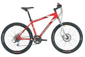 Specialized Rockhopper A1 Comp FS Disc '02