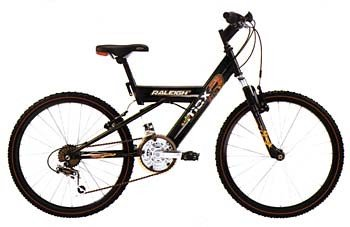 Raleigh Bad Max 24 HT Boys '03