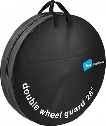 B&W Double Wheel Bag