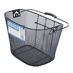 Oxford Mesh Basket With Holder