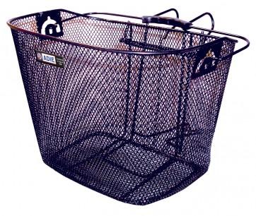 Mesh Basket With Holder