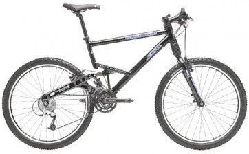 Cannondale Jekyll 600 '01