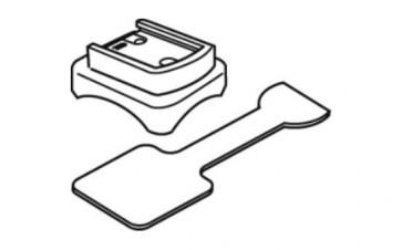 CatEye Wireless Bracket & Pad for Strada