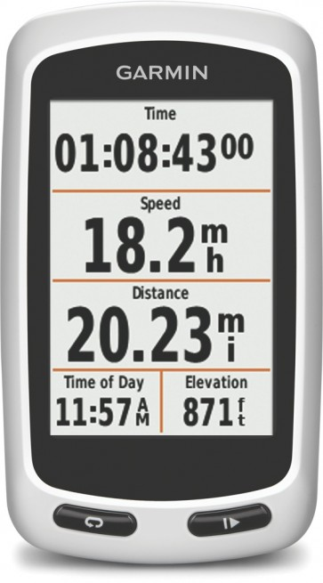 Garmin Edge Touring GPS-Enabled Cycle Computer