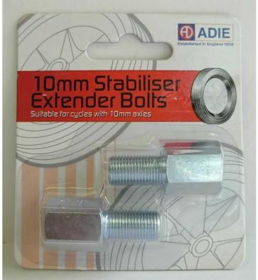 Adie 3/8'' Stabiliser Extender Bolts