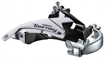 Shimano Tourney TY500/TY510 6/7-S Hybrid Front Derailleur