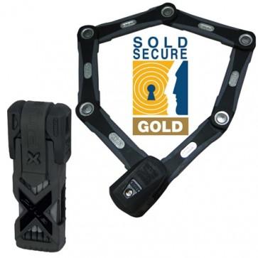 Abus Bordo Granit X Plus Lock